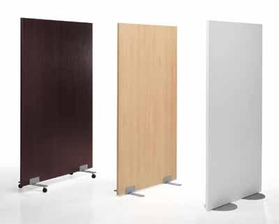 Biombos de oficina mamparas for Separadores de espacios ikea